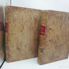 Libros antiguos: REVISTA DE OBRAS PUBLICAS. AÑO XLIV SERIE 7ª PRIMER Y SEGUNDO SEMESTRE. 1897. TOMO I Y II. VER FOTOS. Lote 275203048