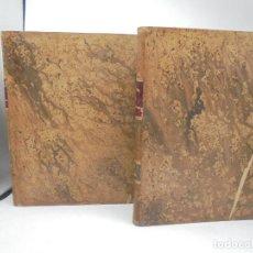 Libros antiguos: REVISTA DE OBRAS PUBLICAS. AÑO XLVII SERIE 7ª. AÑO COMPLETO. 1900. TOMO I Y II. VER FOTOS. Lote 275222398