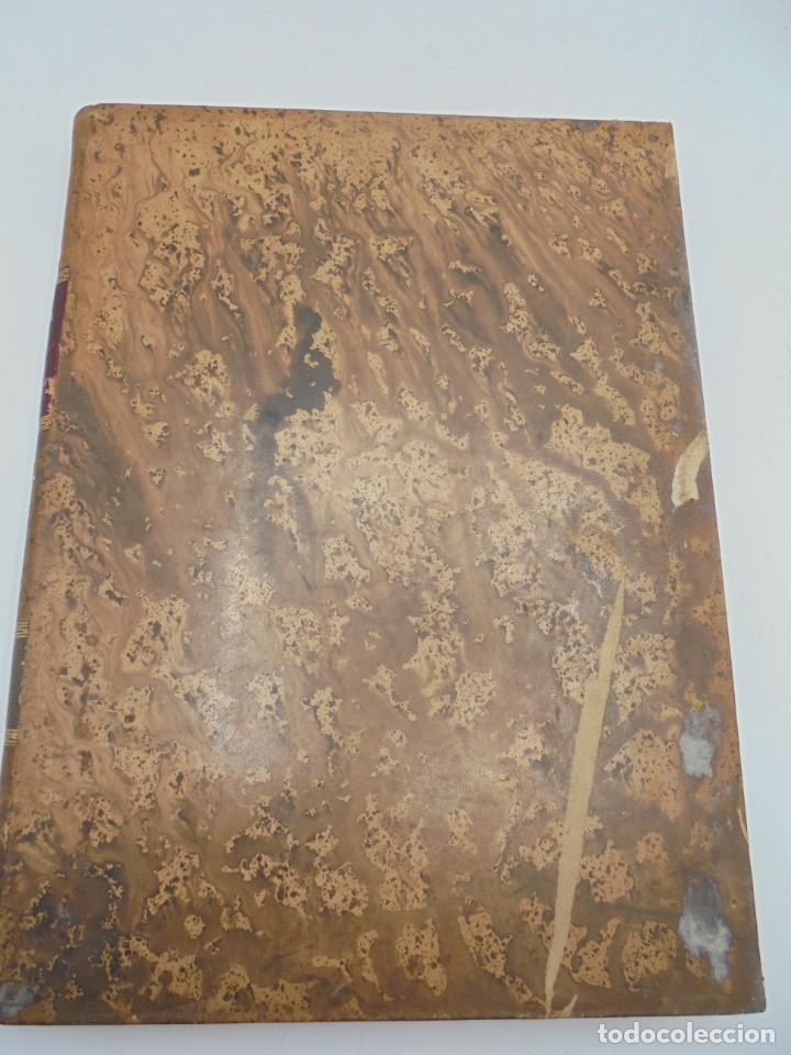 Libros antiguos: REVISTA DE OBRAS PUBLICAS. AÑO XLVII SERIE 7ª. AÑO COMPLETO. 1900. TOMO I Y II. VER FOTOS - Foto 4 - 275222398