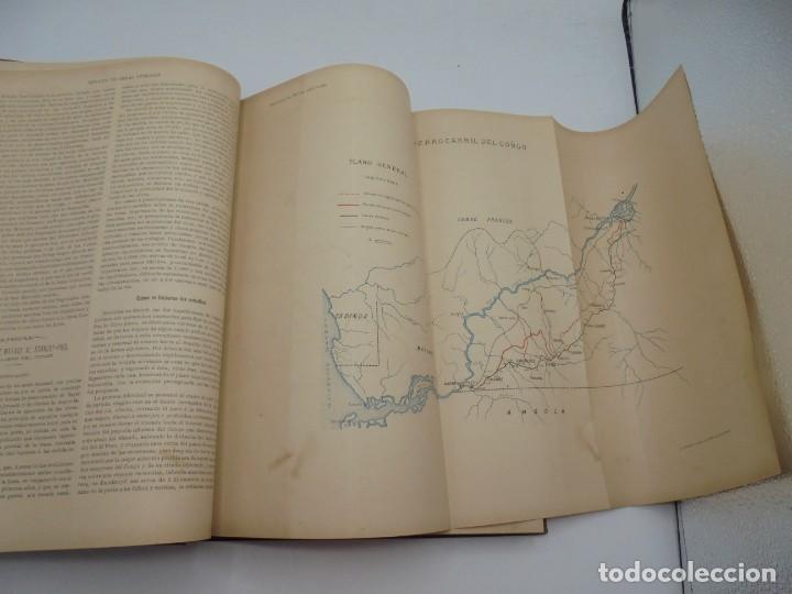 Libros antiguos: REVISTA DE OBRAS PUBLICAS. AÑO XLVII SERIE 7ª. AÑO COMPLETO. 1900. TOMO I Y II. VER FOTOS - Foto 8 - 275222398
