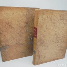 Libros antiguos: REVISTA DE OBRAS PUBLICAS. AÑO XLVI SERIE 7ª. AÑO COMPLETO. 1899. TOMO I Y II. VER FOTOS. Lote 275226183