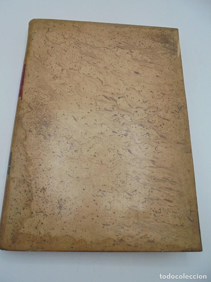 Libros antiguos: REVISTA DE OBRAS PUBLICAS. AÑO XLVI SERIE 7ª. AÑO COMPLETO. 1899. TOMO I Y II. VER FOTOS - Foto 4 - 275226183