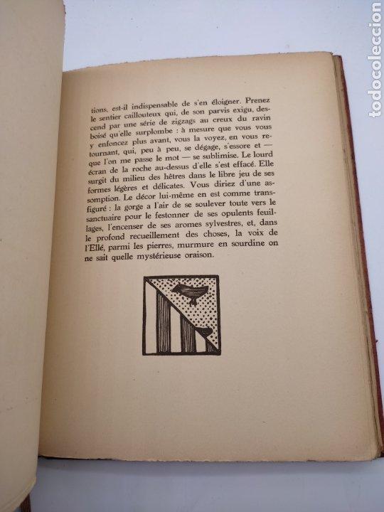 Libros antiguos: Vieilles chapelles bretagne por Albert Morance sólo 100 ejemplares - Foto 6 - 275500058