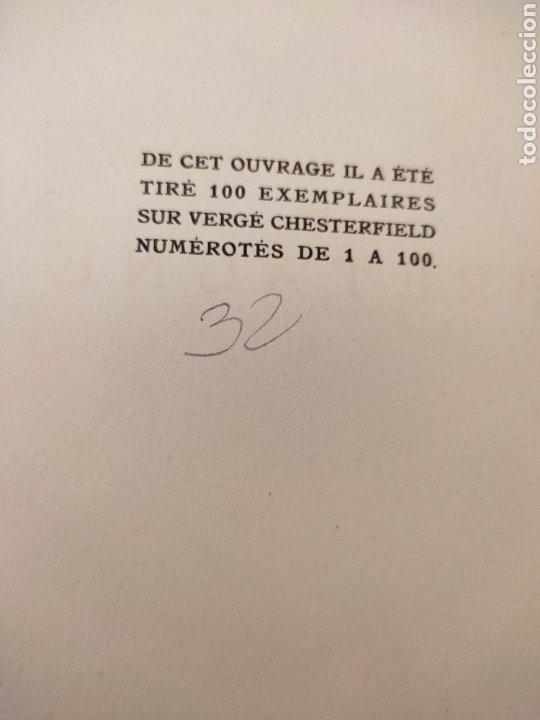 Libros antiguos: Vieilles chapelles bretagne por Albert Morance sólo 100 ejemplares - Foto 3 - 275500058