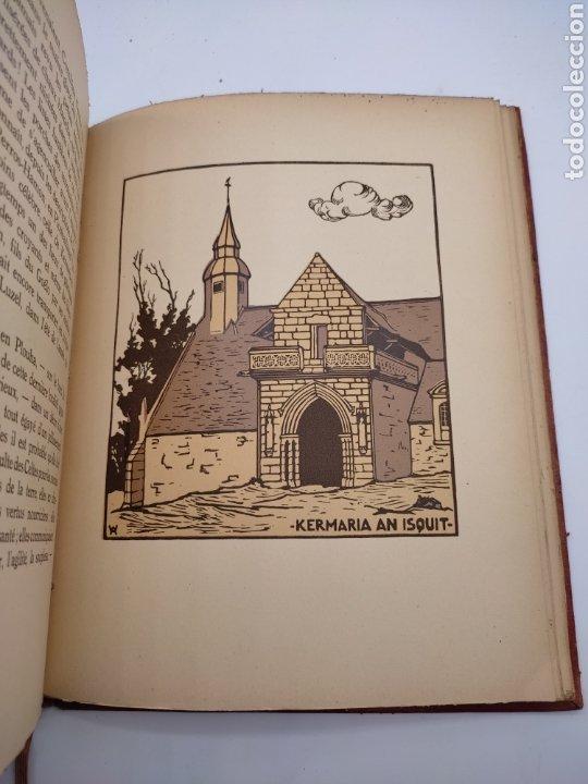 VIEILLES CHAPELLES BRETAGNE POR ALBERT MORANCE SÓLO 100 EJEMPLARES (Libros Antiguos, Raros y Curiosos - Bellas artes, ocio y coleccion - Arquitectura)