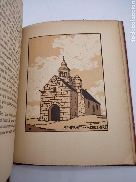 Libros antiguos: Vieilles chapelles bretagne por Albert Morance sólo 100 ejemplares - Foto 4 - 275500058