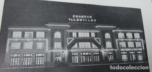 Libros antiguos: ARQUITECTURA CONTEMPORANEA ESPAÑA VALENCIA JAVIER GOERLICH LLÉO, EDARBA, 1934, FRONTON, NAUTICO. - Foto 3 - 276636838