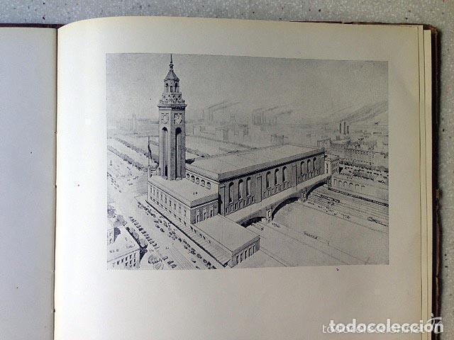 Libros antiguos: Madrid Arquitectura contemporánea España. Muguruza Otaño. Edarba, 1933 - Foto 3 - 276648748