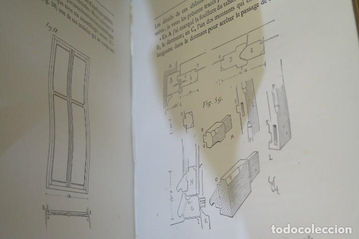 Libros antiguos: HISTOIRE DUNE MAISON. VIOLLET- LE-DUC - Foto 6 - 277082083