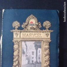 Libros antiguos: MARYCEL - SITGES (REVISTA DE ARQUITECTURA, 1918). Lote 277461023