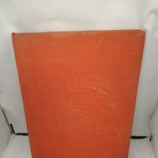 Libros antiguos: ARQUITECTURA CONTEMPORÁNEA EN ESPAÑA: LUIS SAINZ DE LOS TERREROS (EDICIÓN 1936). Lote 277413918