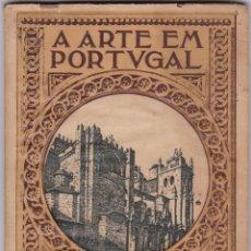 Libros antiguos: A ARTE EN PORTUGAL: PORTO: A CATEDRAL DE SANTA CLARA. Lote 277686073