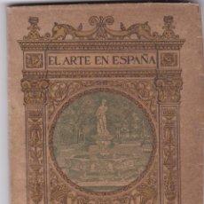 Libros antiguos: A ARTE EN ESPAÑA: ARANJUEZ. Lote 277686573