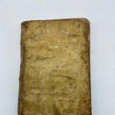 Libros antiguos: REGLE DES CINQ ORDRES D'ARCHITECTURE DE VIGNOLE. PARIS, 1694. EN FRANCÉS. Lote 279357743