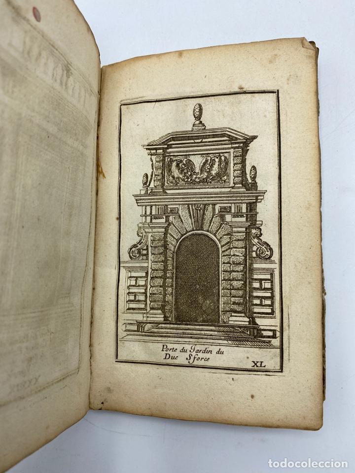 Libros antiguos: REGLE DES CINQ ORDRES DARCHITECTURE DE VIGNOLE. PARIS, 1694. EN FRANCÉS - Foto 42 - 279357743