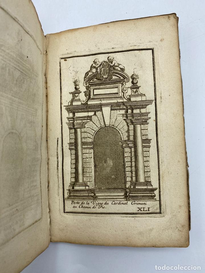Libros antiguos: REGLE DES CINQ ORDRES DARCHITECTURE DE VIGNOLE. PARIS, 1694. EN FRANCÉS - Foto 43 - 279357743