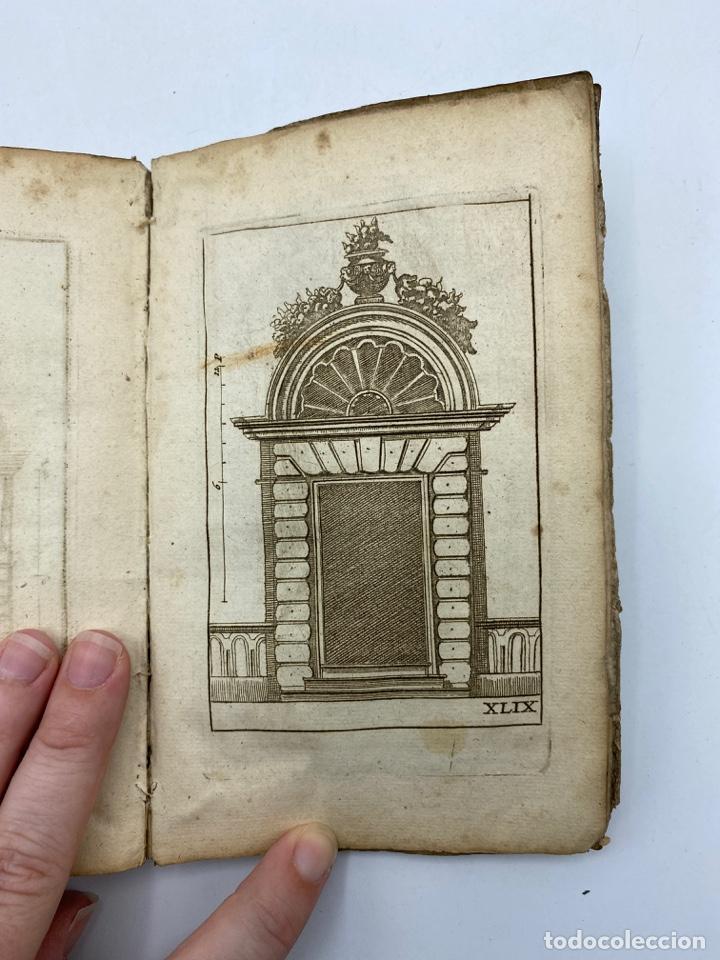 Libros antiguos: REGLE DES CINQ ORDRES DARCHITECTURE DE VIGNOLE. PARIS, 1694. EN FRANCÉS - Foto 51 - 279357743
