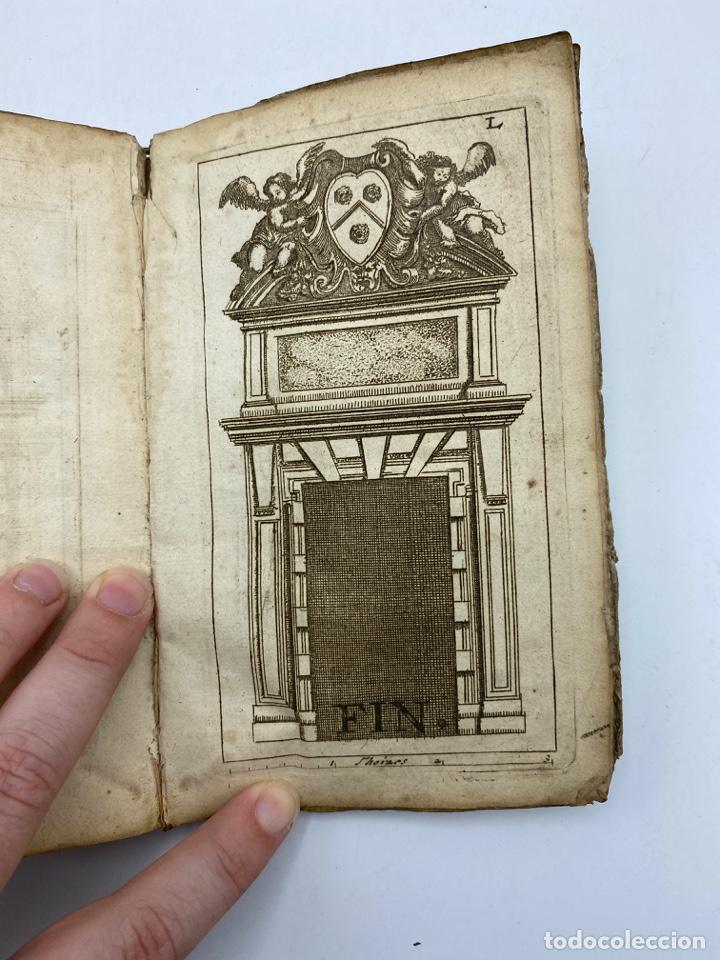 Libros antiguos: REGLE DES CINQ ORDRES DARCHITECTURE DE VIGNOLE. PARIS, 1694. EN FRANCÉS - Foto 52 - 279357743