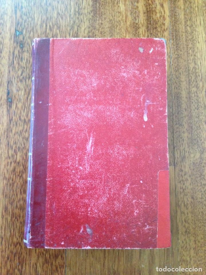Libros antiguos: Manual del ingeniero y arquitecto. 1870. Nicolás Valdés. Tomo 2 - Foto 8 - 284745768