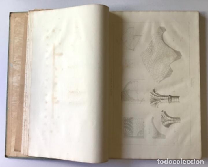 Libros antiguos: TRAITÉ THÉORIQUE ET PRATIQUE DE LART DE BATIR. - RONDELET, Jean y BLOUET, Abel. - Foto 9 - 286788223