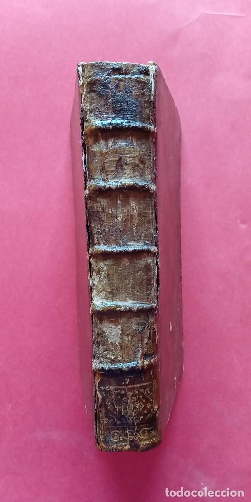 Libros antiguos: M.L.R.-LAS CURIOSIDADES DE PARIS.-VERSALLES.-MARLY.-TOMO SEGUNDO.-ARTE.-GRABADOS.-PARIS.-AÑO 1723. - Foto 4 - 287747883