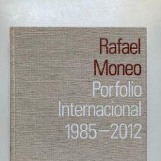 Libros antiguos: RAFAEL MONEO PORTFOLIO INTERNACIONAL: 1985-2012. Lote 293768513