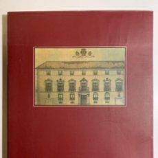 Libros antiguos: REHABILITACION DEL PALACIO DE FONTES MURCIA CONFEDERACION HIDROGRAFICA DEL SEGURA 1991. ARQUITECTURA. Lote 297235228