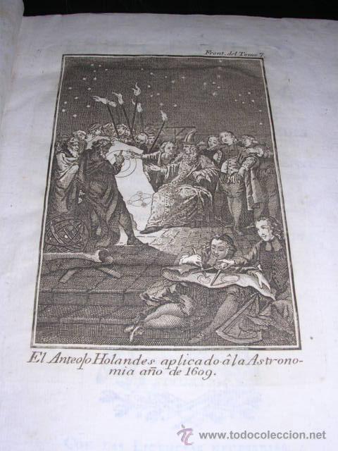 ABAD M. PLUCHE - LIBRO DE ASTRONOMIA , MADRID 1786 , IMP. D. PEDRO MARIN, ILUSTRADO (Libros Antiguos, Raros y Curiosos - Ciencias, Manuales y Oficios - Astronomía)
