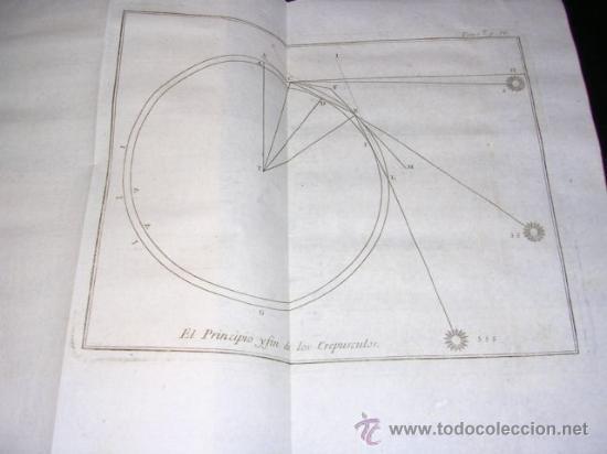 Libros antiguos: ABAD M. PLUCHE - LIBRO DE ASTRONOMIA , MADRID 1786 , IMP. D. PEDRO MARIN, ILUSTRADO - Foto 5 - 26601937