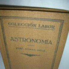Libros antiguos: ASTRONOMIA, 1925, COMAS. Lote 24265240