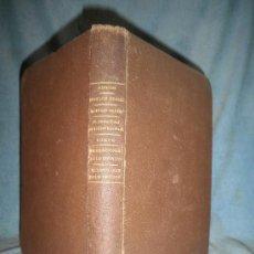 Libros antiguos: CAMILO FLAMMARION - OBRAS - 6 OBRAS EN UN TOMO - AÑO 1885 - ILUSTRACIONES DE EPOCA.. Lote 27531723