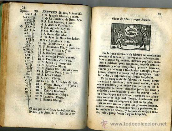Libros antiguos: PEDRO ENGUERA : EL NON PLUS ULTRA DEL LUNARIO Y PRONÓSTICO PERPETUO (1857) - Foto 3 - 26638424
