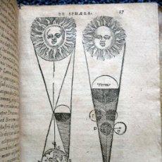 Libros antiguos: DE SPHAERA ET PRIMIS ASTRONOMIAE RUDIMENTIS - PLANTINI AMBERES 1581. Lote 30350411