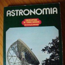 Libros antiguos: ASTRONOMIA. Lote 33066899