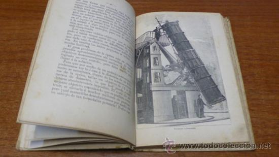 Libros antiguos: LAS MARAVILLAS DEL CIELO Ó LA CIENCIA ASTRONÓMICA... GÁLVEZ ENCINAR, ROQUE. ED. SATURNINO CALLEJA. - Foto 4 - 34341258