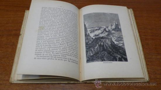 Libros antiguos: LAS MARAVILLAS DEL CIELO Ó LA CIENCIA ASTRONÓMICA... GÁLVEZ ENCINAR, ROQUE. ED. SATURNINO CALLEJA. - Foto 5 - 34341258