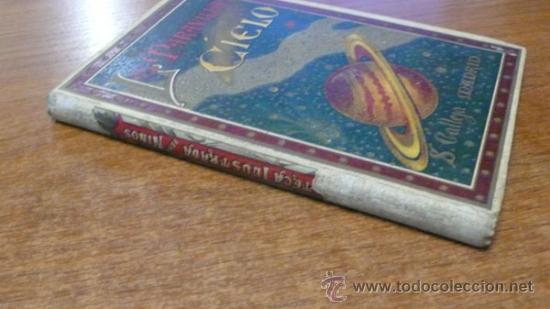 Libros antiguos: LAS MARAVILLAS DEL CIELO Ó LA CIENCIA ASTRONÓMICA... GÁLVEZ ENCINAR, ROQUE. ED. SATURNINO CALLEJA. - Foto 8 - 34341258
