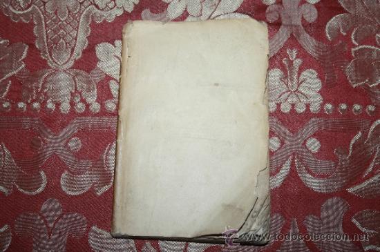 Libros antiguos: LP-025 - PRONOSTICO Y DIARIO DE QUARTOS DE LUNA. PISCATOR DE SALAMANCA.1742. - Foto 7 - 35092819