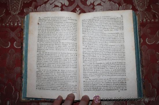 Libros antiguos: 5900 - ABRÉGÉ DASTRONOMIE. JÉROME LALANDE. PARIS CHEZ FIRMIN DIDOT - 1795 - Foto 3 - 35127410