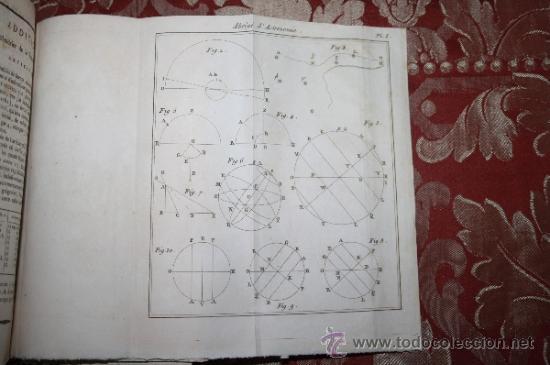 Libros antiguos: 5900 - ABRÉGÉ DASTRONOMIE. JÉROME LALANDE. PARIS CHEZ FIRMIN DIDOT - 1795 - Foto 6 - 35127410