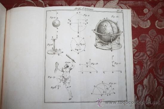 Libros antiguos: 5900 - ABRÉGÉ DASTRONOMIE. JÉROME LALANDE. PARIS CHEZ FIRMIN DIDOT - 1795 - Foto 8 - 35127410