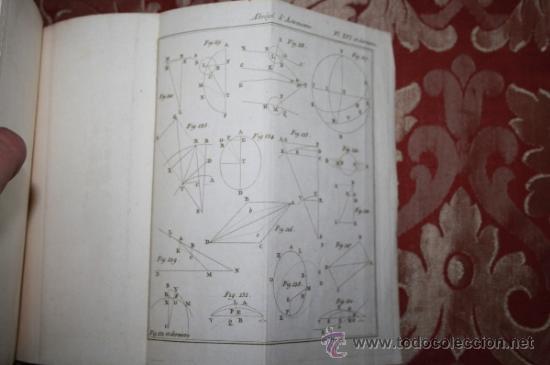 Libros antiguos: 5900 - ABRÉGÉ DASTRONOMIE. JÉROME LALANDE. PARIS CHEZ FIRMIN DIDOT - 1795 - Foto 9 - 35127410