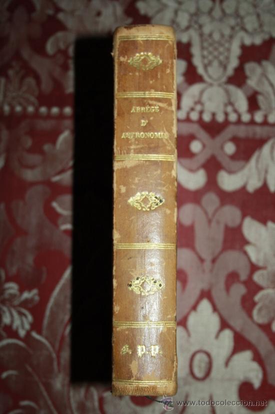 Libros antiguos: 5900 - ABRÉGÉ DASTRONOMIE. JÉROME LALANDE. PARIS CHEZ FIRMIN DIDOT - 1795 - Foto 11 - 35127410