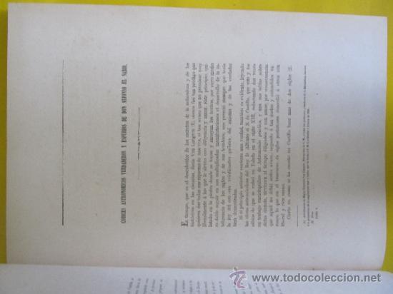 Libros antiguos: LIBROS DEL SABER DE ASTRONOMÍA DEL REY D. ALFONSO X DE CASTILLA. TIP. DE EUSEBIO AGUADO, MADRID 1863 - Foto 13 - 39151973