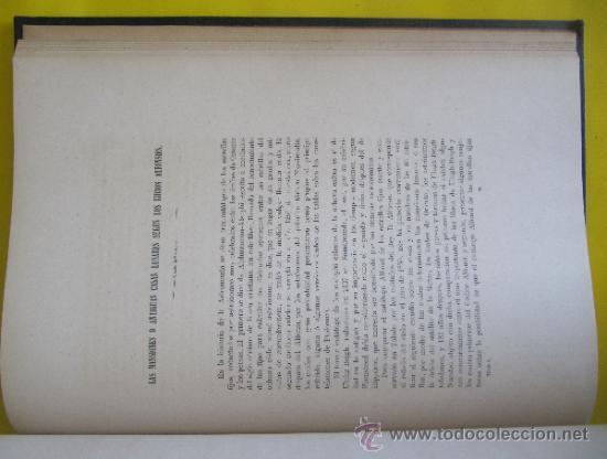 Libros antiguos: LIBROS DEL SABER DE ASTRONOMÍA DEL REY D. ALFONSO X DE CASTILLA. TIP. DE EUSEBIO AGUADO, MADRID 1863 - Foto 21 - 39151973