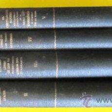 Libros antiguos: LIBROS DEL SABER DE ASTRONOMÍA DEL REY D. ALFONSO X DE CASTILLA. TIP. DE EUSEBIO AGUADO, MADRID 1863. Lote 39151973