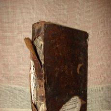 Libros antiguos: LA CORTE SANTA. CORTE DIVINA. LIVRO IV. SIGLO XVII-XVIII ??. TRATADO DE ASTROLOGIA. Lote 40852908