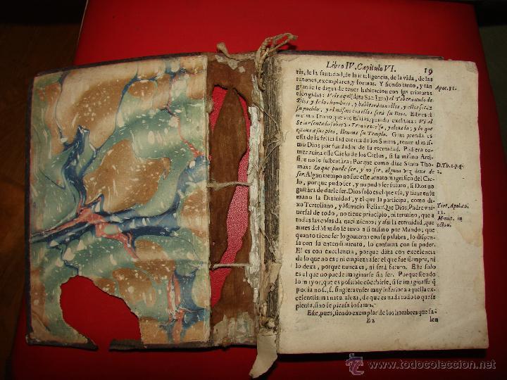 Libros antiguos: LA CORTE SANTA. CORTE DIVINA. LIVRO IV. SIGLO XVII-XVIII ??. TRATADO DE ASTROLOGIA - Foto 2 - 40852908
