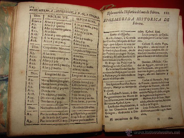 Libros antiguos: LA CORTE SANTA. CORTE DIVINA. LIVRO IV. SIGLO XVII-XVIII ??. TRATADO DE ASTROLOGIA - Foto 3 - 40852908
