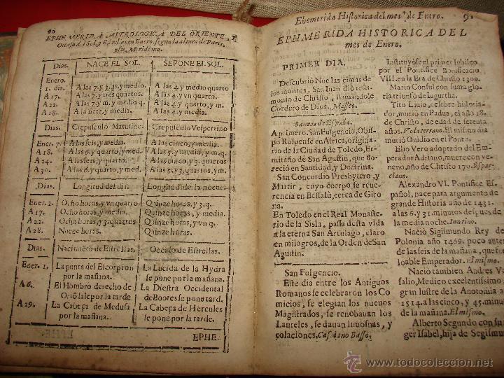 Libros antiguos: LA CORTE SANTA. CORTE DIVINA. LIVRO IV. SIGLO XVII-XVIII ??. TRATADO DE ASTROLOGIA - Foto 7 - 40852908